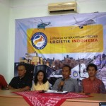 Launching LKP Logistik Indonesia 1 agustus 2015