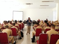Pelatihan Introduction for Logistics